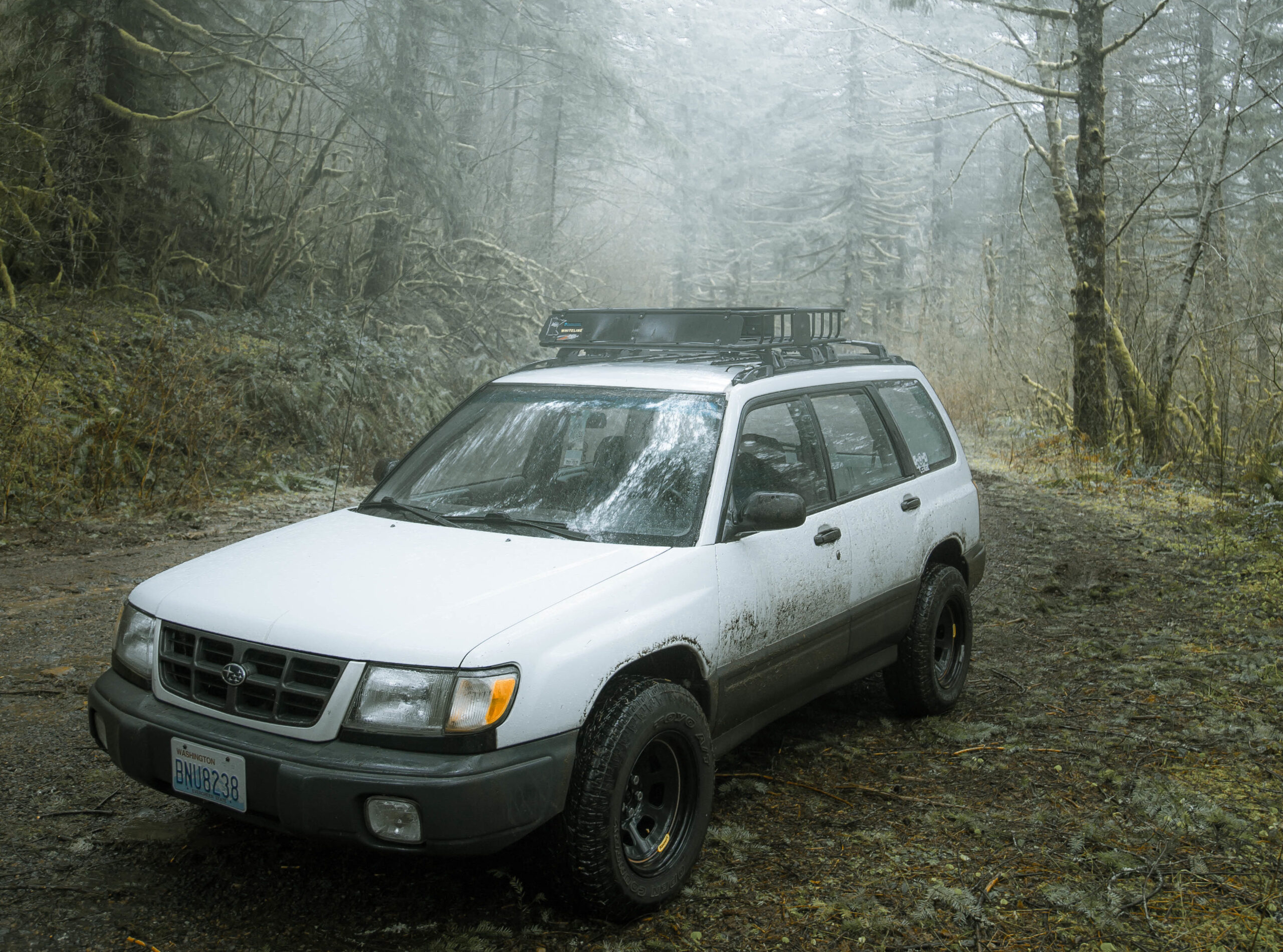 Can A 2000 Subaru Forester Go Off-Road? | Here's What You'll Need