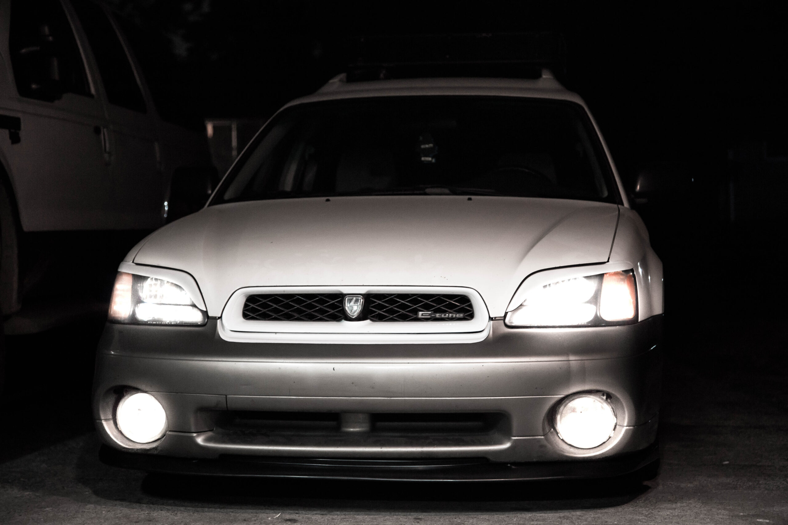 How To: Front Lip Install On 2000-2004 Subaru Outback