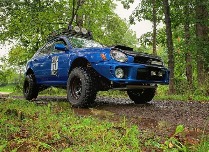 From A Non-Runner To An Off-Road Beast | Noah's 6″ Lifted Bugeye WRX