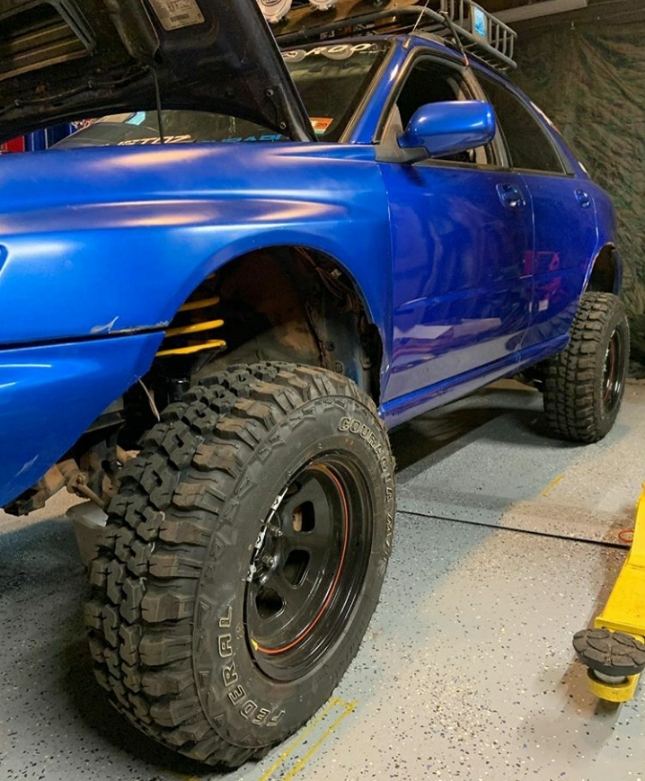 4 Rugged Wheels For Your Off-Road Subaru Build Under $150
