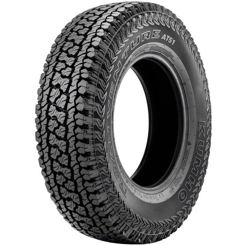 kumho road venture at51 tires for a subaru forester
